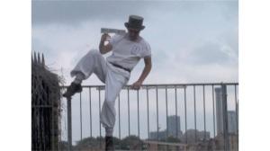 Charlie Fox, performance video still