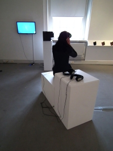 Ian Thompson: Litus Expromo:  Fundamental 94, Tidal Liminal, Hammer 143, Overheard, Deep Breath. Gallery listening post for sound works