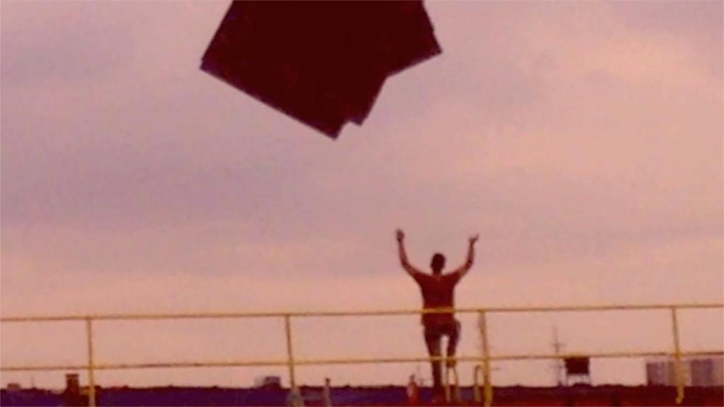 'Loitering', Gavin Maughfling, video 6mins, 2014